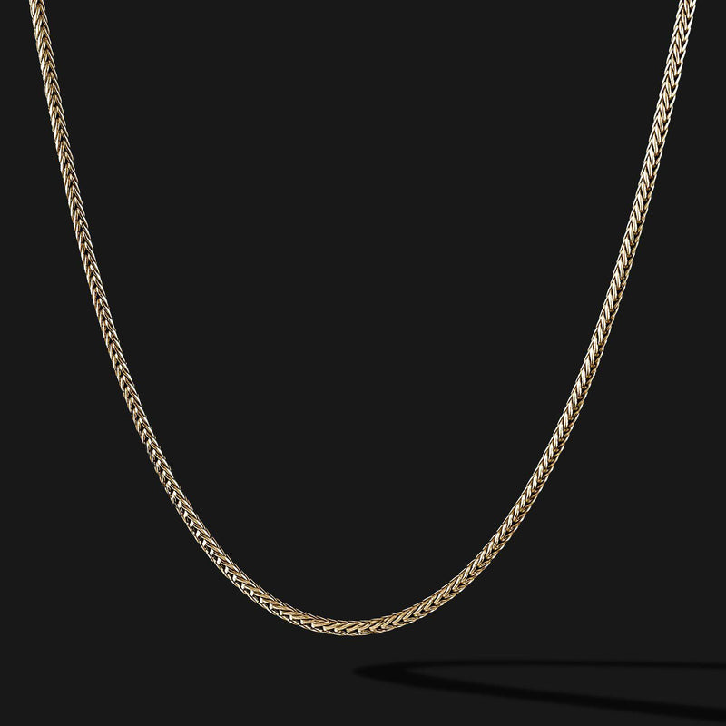Mole Gold Chain-Chain-Seekers Luxury-26in - 66cm-Seekers Luxury