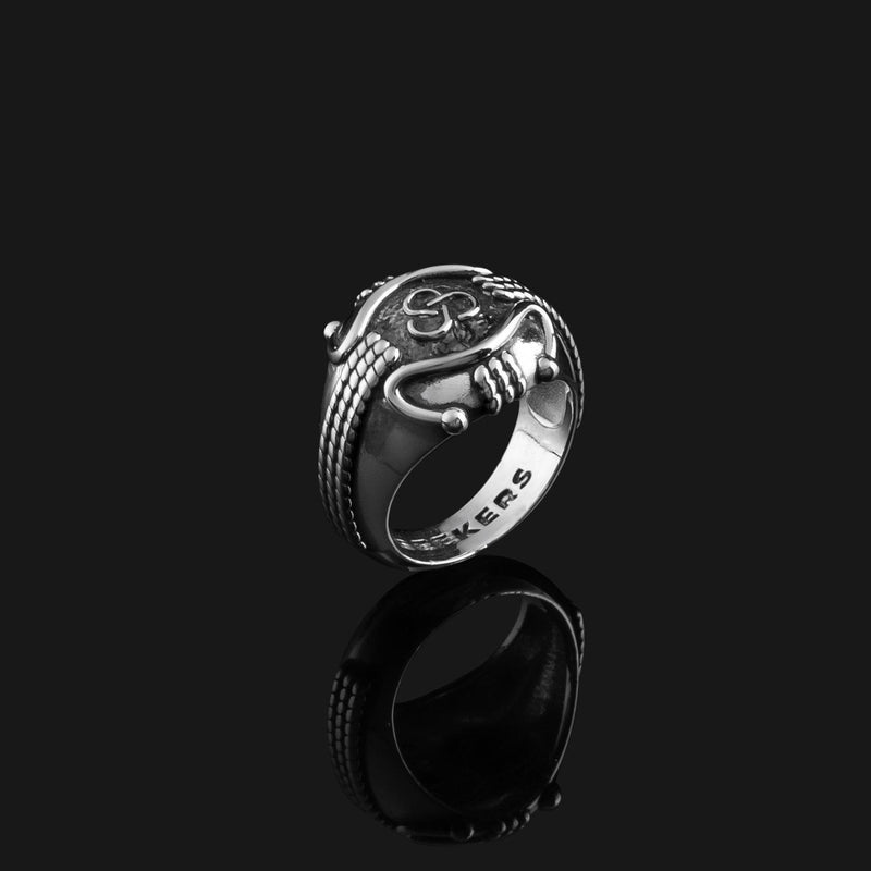 Premium Silver Ring-Ring-Seekers Luxury-Seekers Luxury