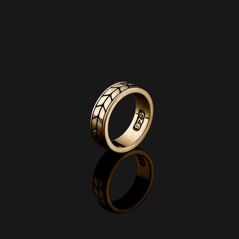 Royale Gold Ring-Ring-Seekers Luxury-Seekers Luxury