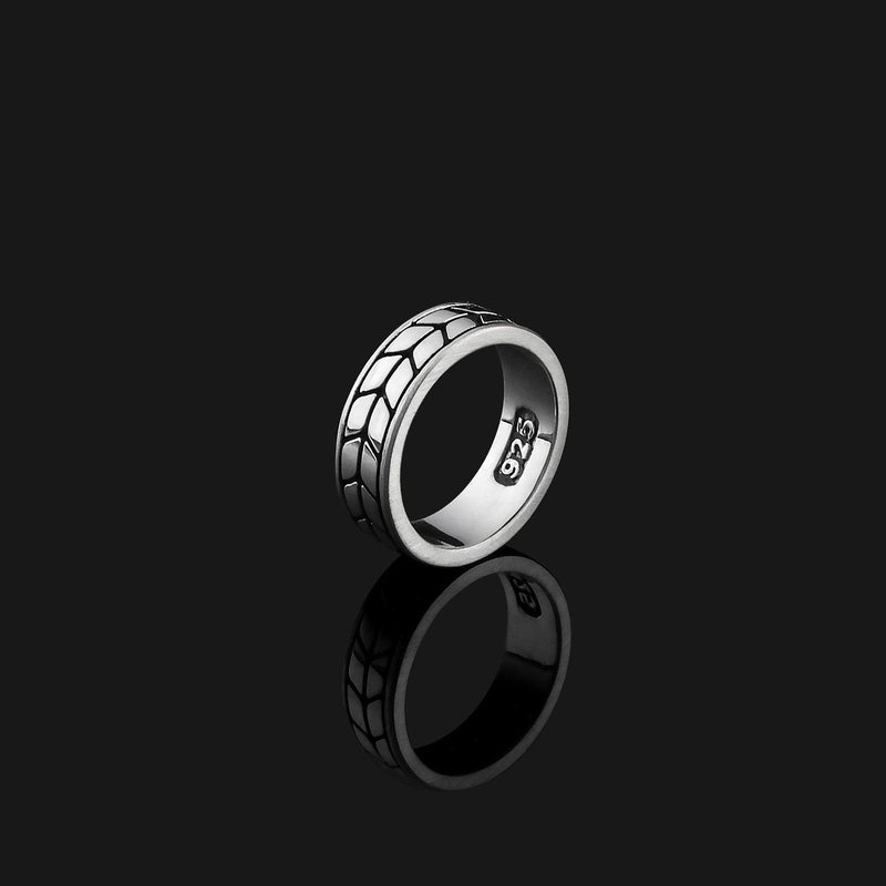 Royale Silver Ring-Ring-Seekers Luxury-Seekers Luxury