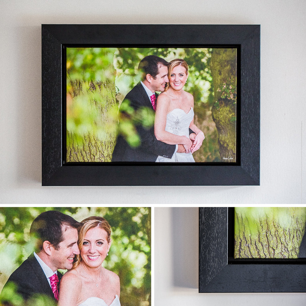 Deep Framed Canvas