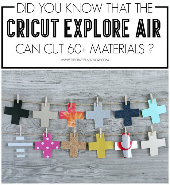 FAQ series:  What is a Cricut and what can you do with it?
