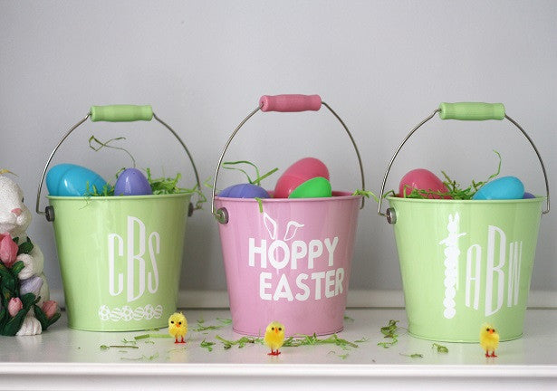 Easter Project Idea - Personalized Easter Basket