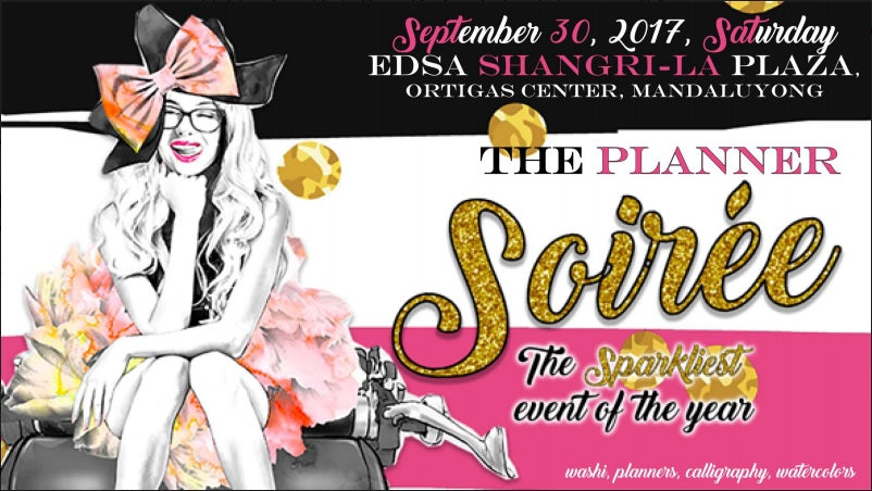 Catch us at the Planner Soiree!