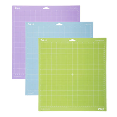 Cricut 12x12 Cutting Mat Variety - Strong,Light,Standard