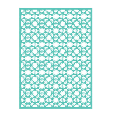 Cuttlebug™ 5x7 Dandelion Embossing Folder