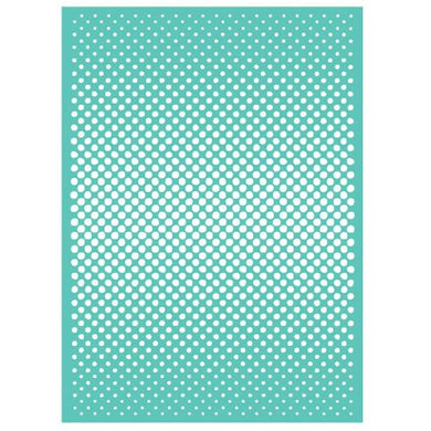 Cuttlebug™ 5x7 Ben-Day Dots Embossing Folder