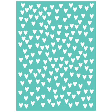 Cuttlebug™ 5x7 Cross My Heart Embossing Folder