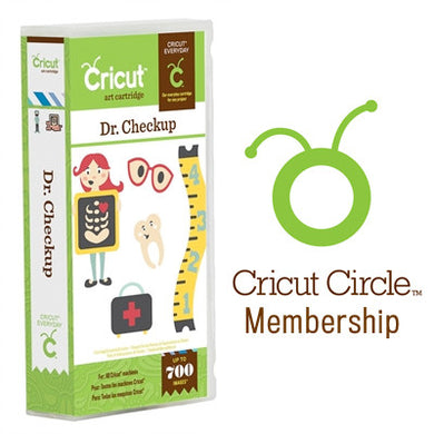 Cricut Dr. Checkup Cartridge