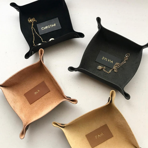 cocooni personalized valet trays