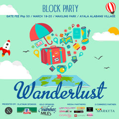 Wanderlust Block Party