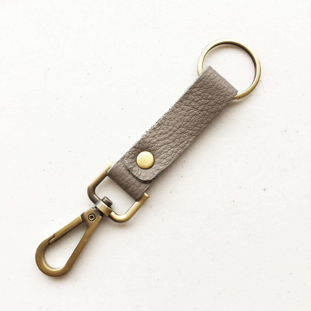 Basic Keyring with Hook