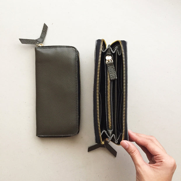 Basic Long Wallet
