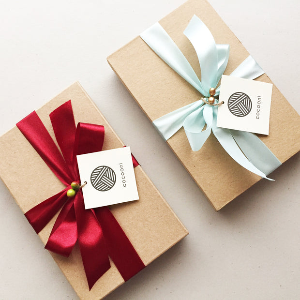 Gift Wrapping Service (for Leather Accessories only)