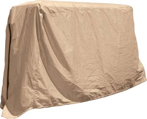 STORAGE COVER,DELUXE,4 PASS DARK SAND