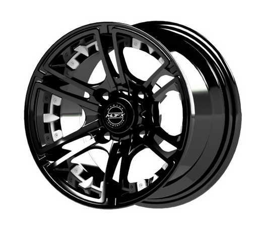 White Inserts for Mirage 12x7 Wheel
