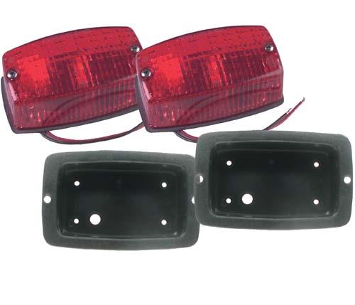 TAIL LIGHT /BEZEL KIT CC
