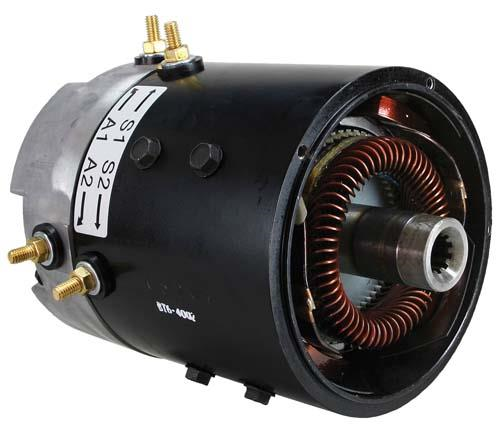 MOTOR AMD CC SERIES 5.5 HP SPEED