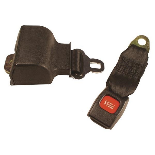 SEAT BELT, RETRACTABLE; 57""