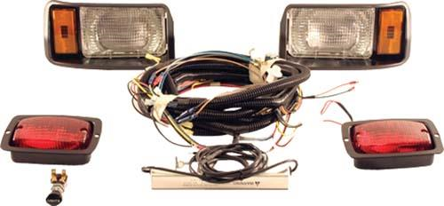 HEADLIGHT & RUNNING LIGHT KIT CC 48 VOLT