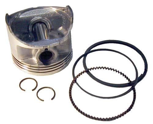 PISTON/RING ASSY .50MM 350cc