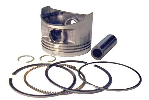 PISTON/RING ASSY G16 .50MM