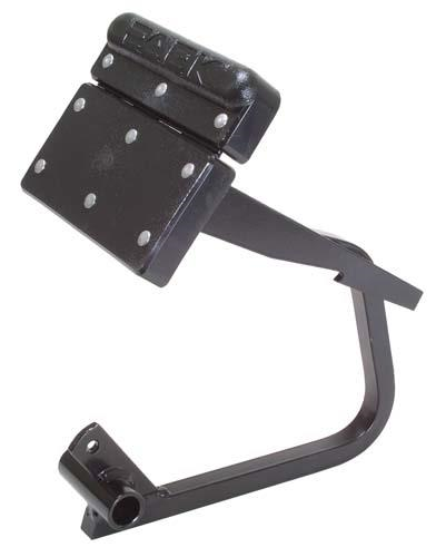 BRAKE PEDAL ASSY W/OUT LIGHTS