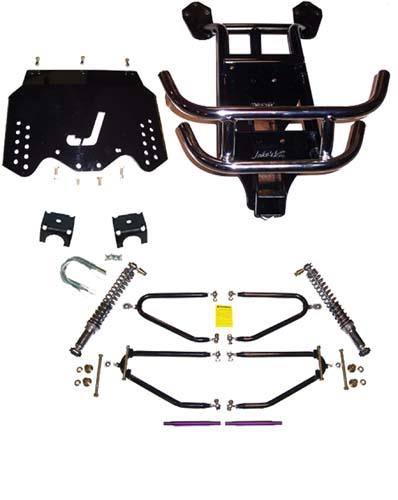 JAKES LT LIFT KIT EZGO 94-2000 1/2 LONG-TRAVEL GAS