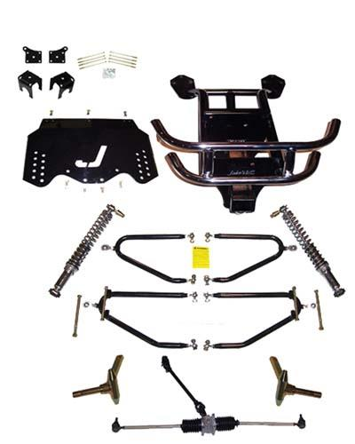 JAKES LT LIFT KIT EZGO 01 1/2- NEWER TXT ELECT
