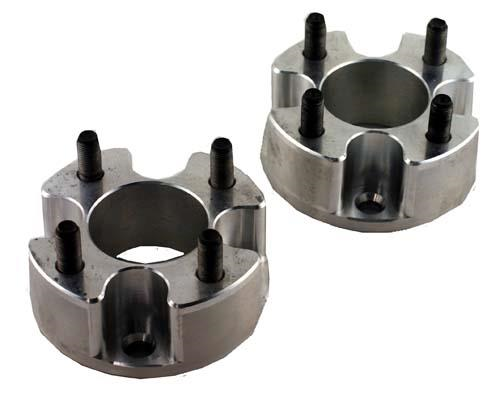 "WHEEL SPACER, 1"" ALUMINUM (PAIR)"