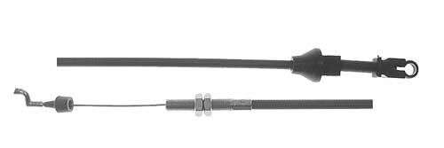 THROTTLE CABLE-EZGO 02 UP GOVN. TO CAR