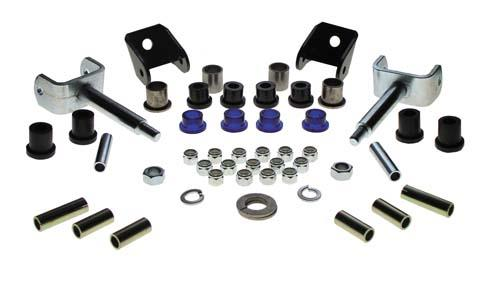 CLUB CAR DS FRONT END REPAIR KIT (93-UP)