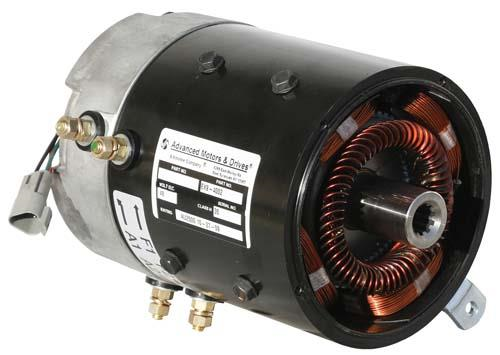 MOTOR, AMD CC IQ i2 SPEED & TORQUE