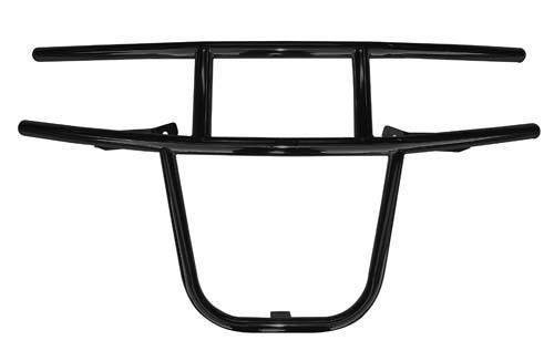 BRUSH GUARD BLACK EZ RXV