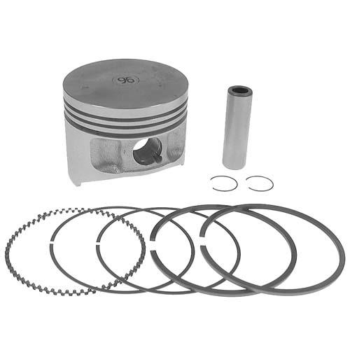 PISTON ASSEMBLY,STD,YAM G14