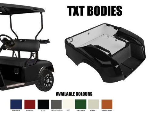 Body for TXT Fleet Vehicle