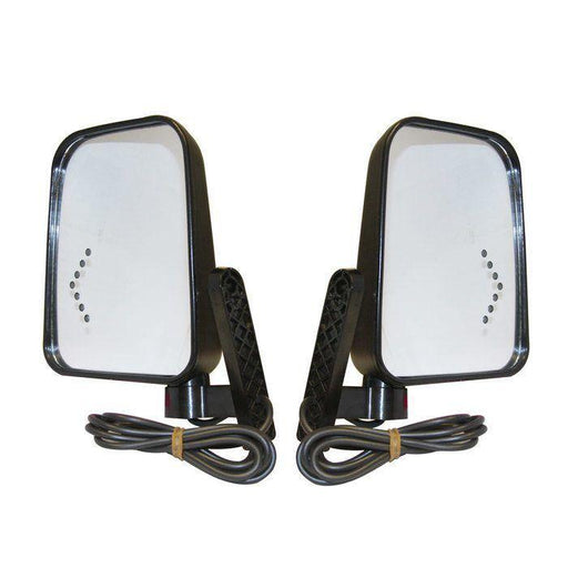 Side View Mirror Kit with LED Turn Signal