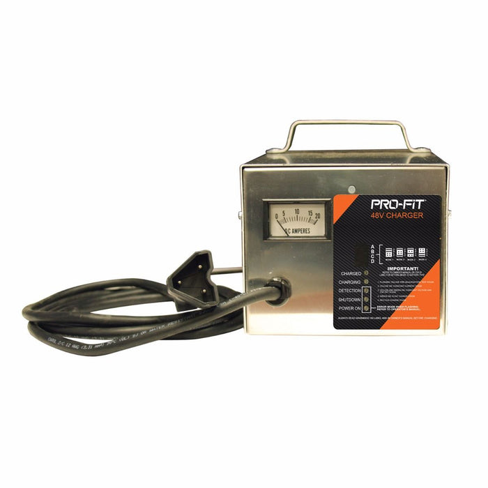 EZGO Golf Cart Charger | 48v