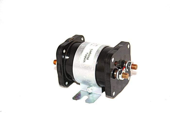 24 Volt Switching Solenoid