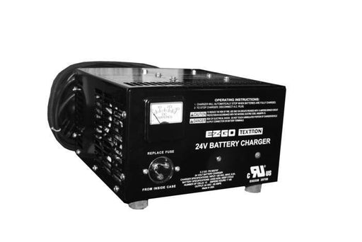 24 Volt On-Board Battery Charger
