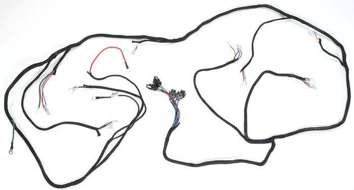 Accessory Wire Harness for Electric TXT & Medalist