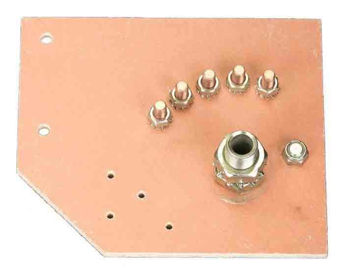 E-Z-GO 18741G1 Contact Board Assembly