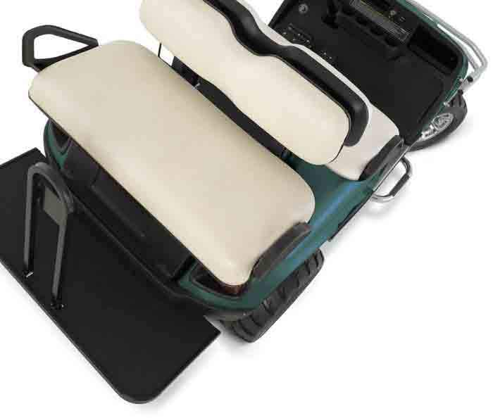 Fixed Rear Seat Kit, White (TXT)