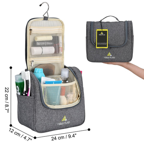 Hikenture Travel Toiletry Bag