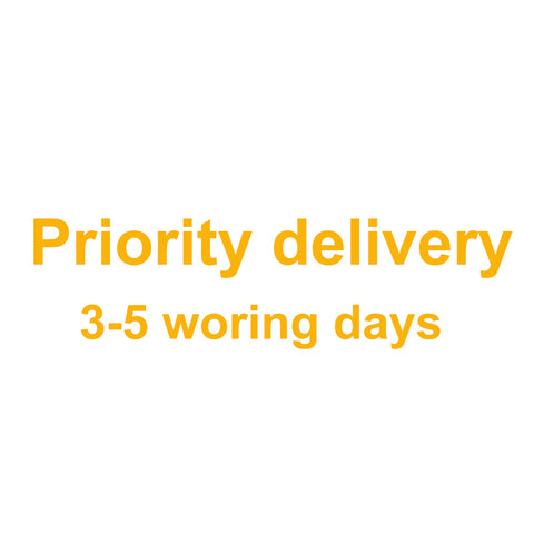 Priority delivery Shipping Cost
