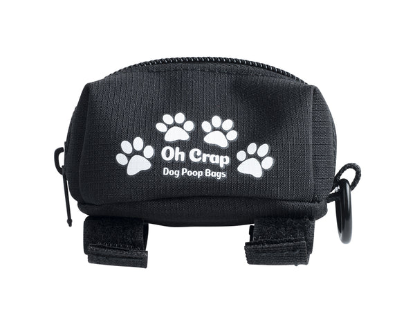 Oh Crap Dog Poop Bag Carry Bag Holder