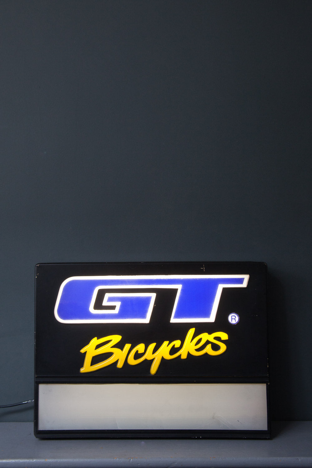 GT Bicycle Neon Sign