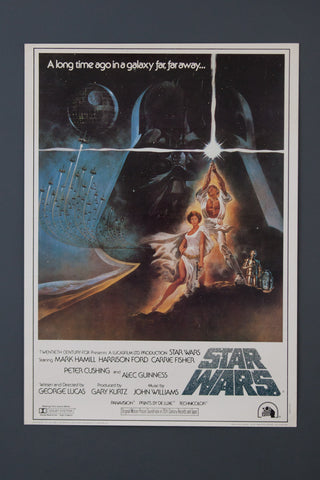 Star Wars 1982 Movie Poster