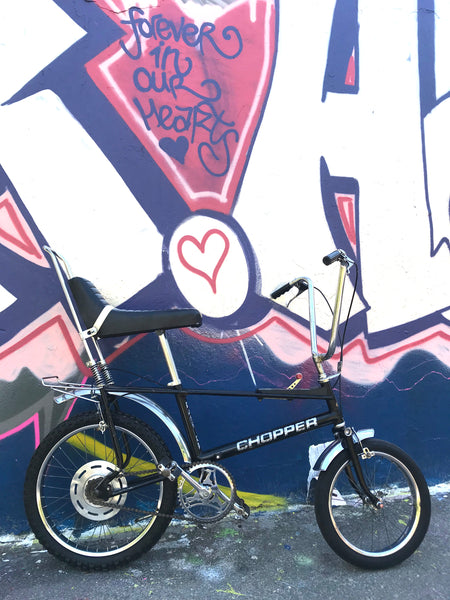 1980 Raleigh Chopper Pristmatic