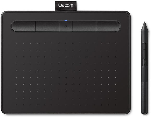 Wacom Intuos S with Bluetooth (Black) - New
